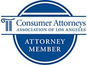 Consumer Attorneys Association of Los Angeles | Attorney Member